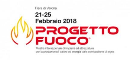 Thermozel at Progetto Fuoco 2018