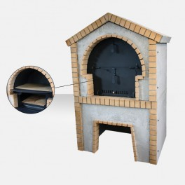 Pizza oven CONVECTION cement